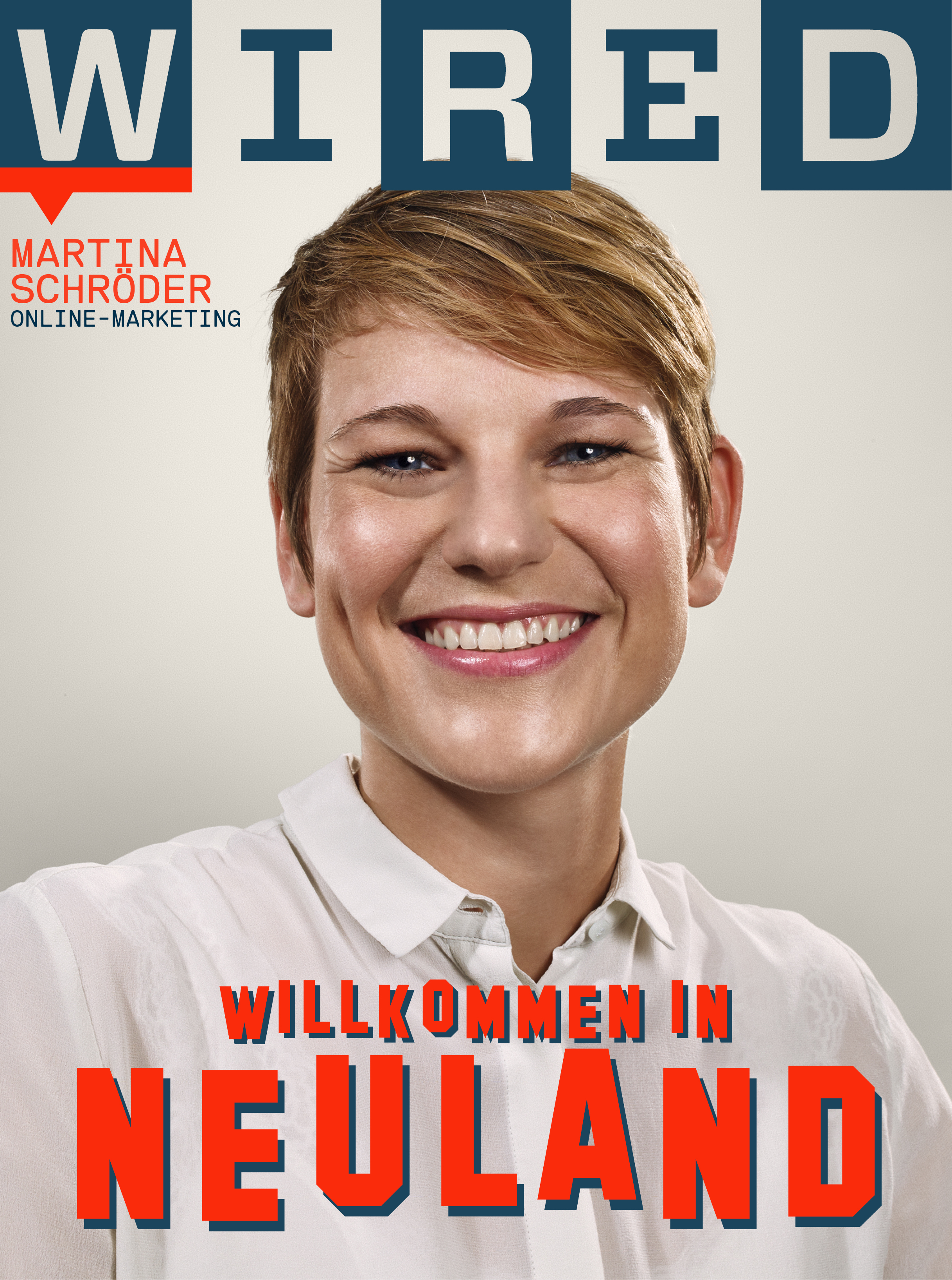 WIRED - Willkommen in Neuland - Martina Schröder - ©WIRED