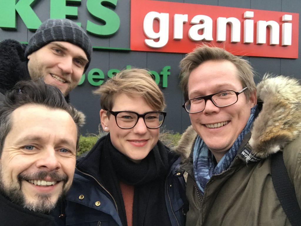 Das Team von GUD.Berlin Die Limos Social Media Strategie