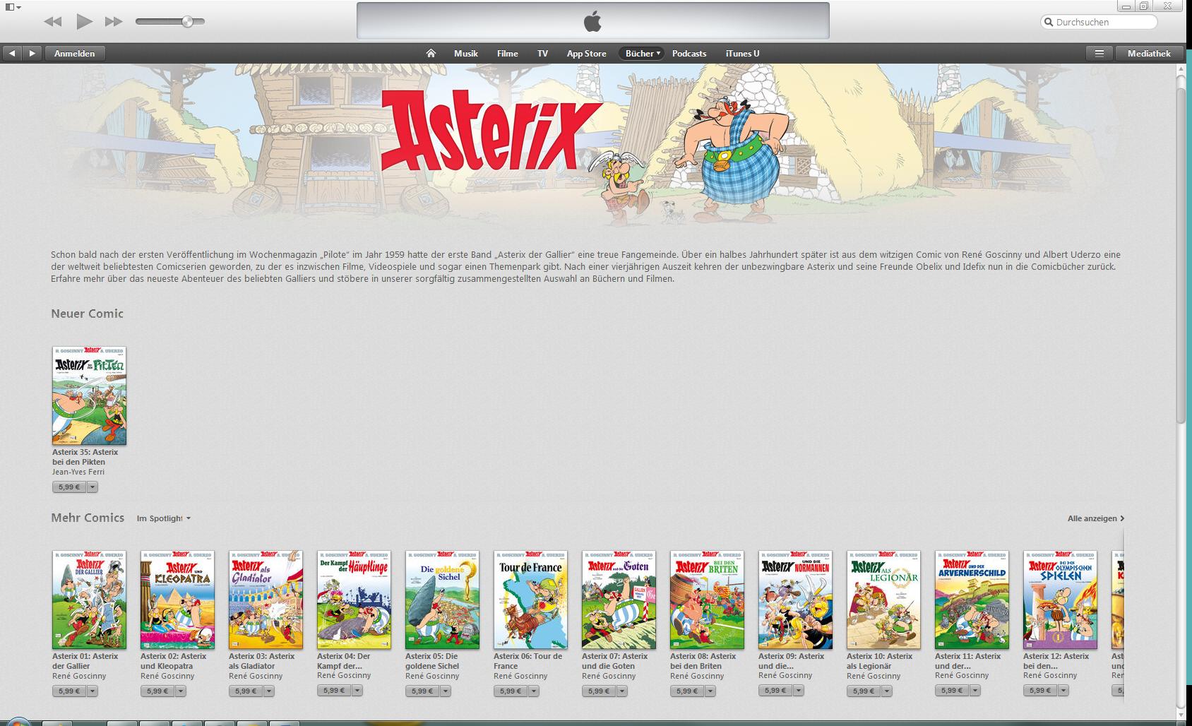 Asterix-iTunesStore
