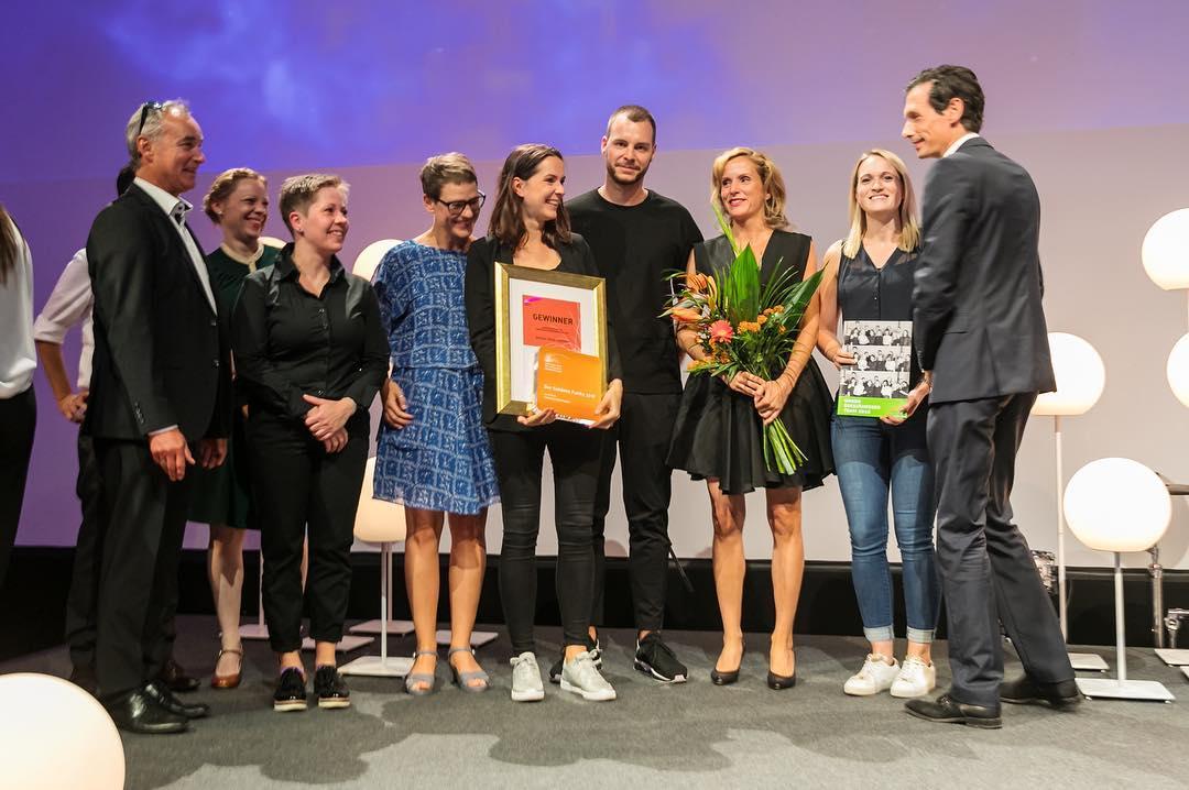 Deutscher Preis für Wirtschaftskommunikation
