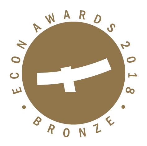 Econ Award 2018 Bronze Logo