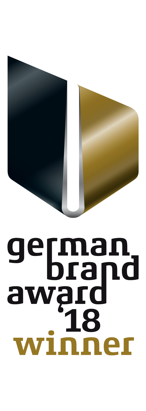 German Brand Award 2018 Winner Logo