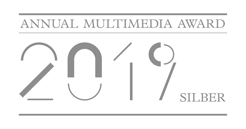annual-multimAnnual Multimedia Award 2019 Silberedia-award-silber-2019